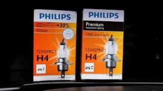Немного о лампочках Philips... Мой отзыв.