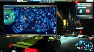 Видео play Need For Speed World Тюнинг и винил . Серия 1.