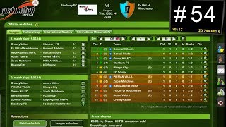 Goal United Football Management GAME #54 - Amazing Youth Player!
