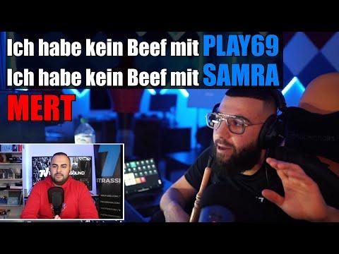 News! MERT | SAMRA & PLAY69 | Ich habe kein` Beef | Frieden Capital Bra & King Khalil | TV S