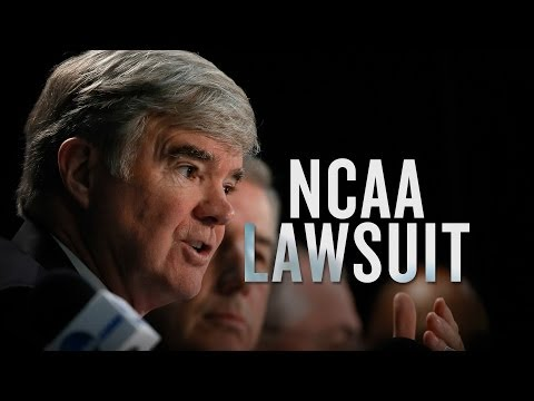 The NCAA vs Ed O'Bannon lawsuit explained in under two minutes (Daily Win)