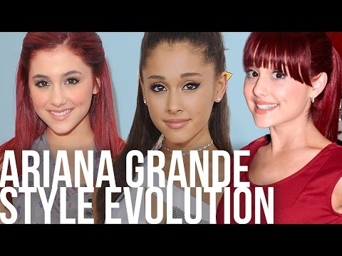 12 Mind-Blowing Moments From Ariana Grande's Style Evolution - DIRTY LAUNDRY