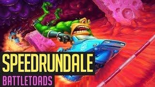Battletoads (Any%) Speedrun in 22:09 von Saboman   Speedrundale