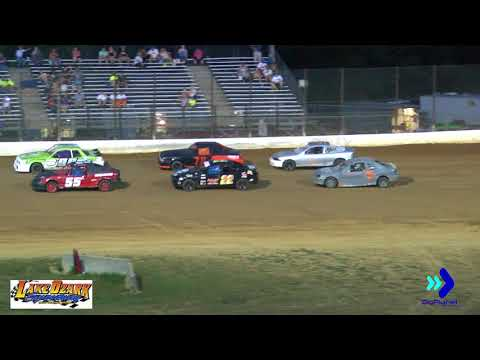 Hornets Lake Ozark Speedway Heat Race 7-14-18