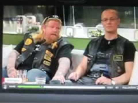 Jesusbikers @ God morgon Sverige SVT 30 04 2009