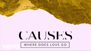 Causes - Where Does Love Go (Official Audio Video)