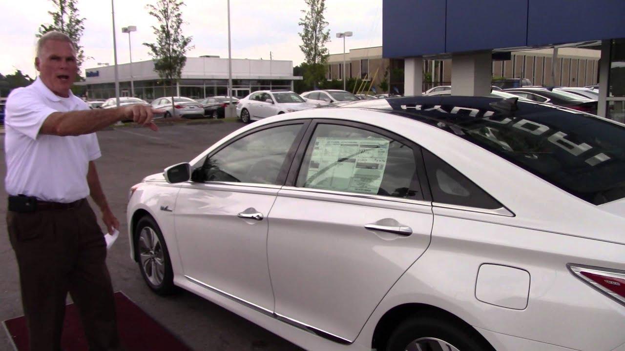 Hyundai Sonata 2014 Hybrid