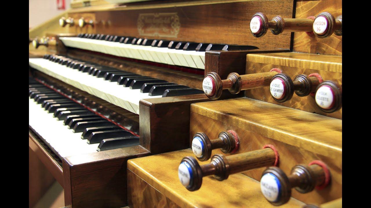Wedding March Violin Organ