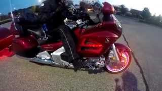 Goldwing footpegs talks with MemphisMike