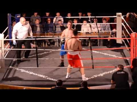 Greg Jenkins vs Connor Watson 30/11/2013
