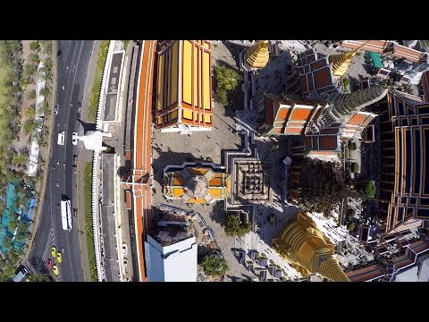 Thailand - Bangkok - Grand Palace (includes aerial/drone footage)