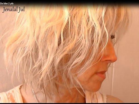 Spray eau de mer cheveux fins