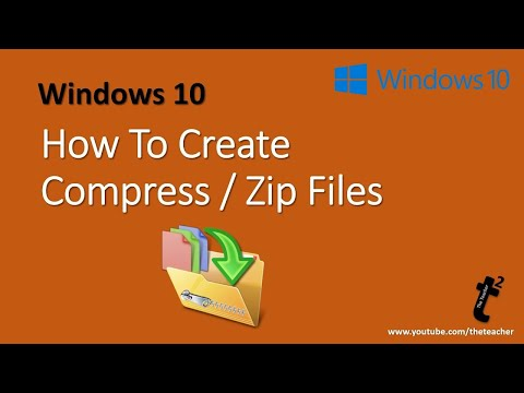 how-to-compress-files-in-microsoft-windows-10-/-8.1-/-7-|-the-teacher