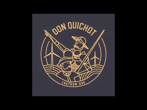 Lustrum USC - Lustrumlied Don Quichot - Waanzin