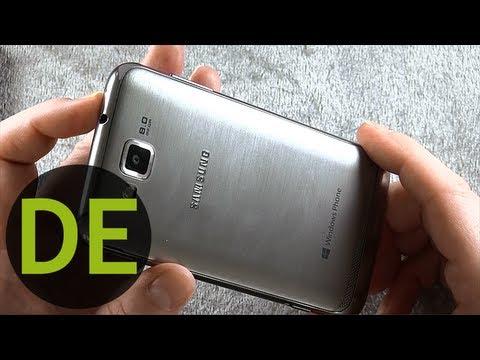Samsung Ativ S: Das Windows-Brüderchen des Galaxy S III
