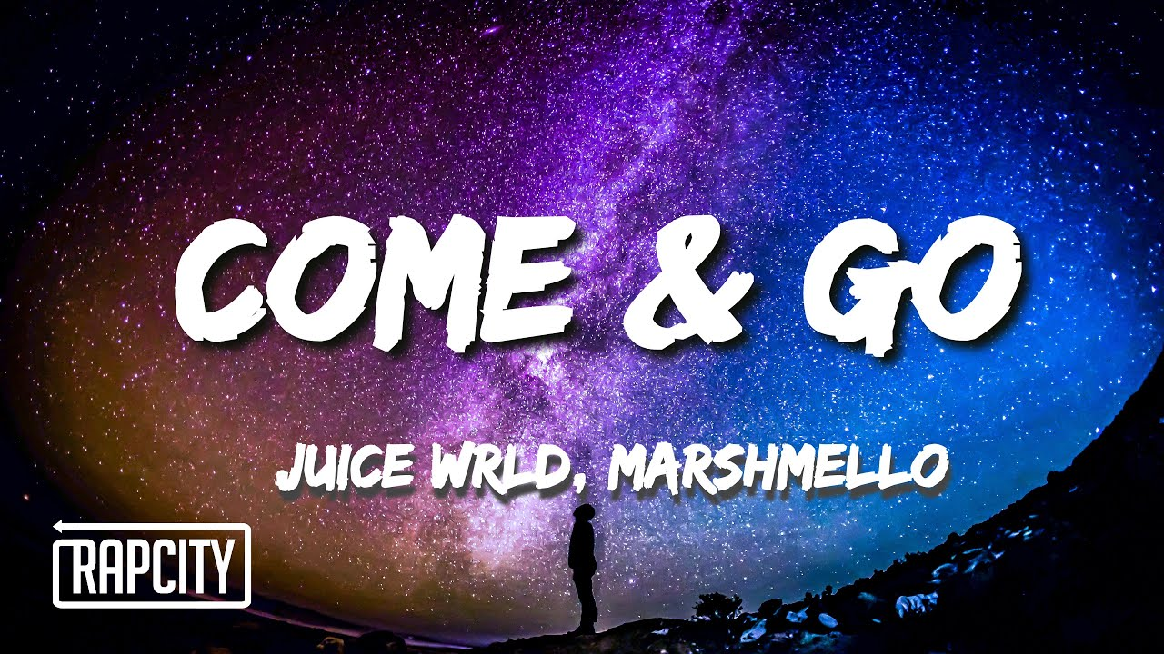 Juice WRLD ft. Marshmello - Come & Go (Lyrics)