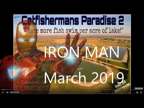 CATFISHERMANS PARADISE MARCH 30, 2019
