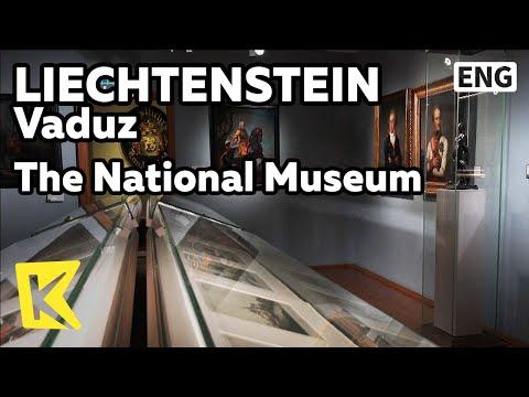 【K】Liechtenstein Travel-Vaduz[리히텐슈타인 여행-파두츠]구시가지 옆 도심속 국립박물관/Village/House/Landscape/