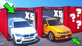 БИТВА ЗА КОНТЕЙНЕРЫ В ГТА 5 ОНЛАЙН. КОМУ ДОСТАНЕТСЯ ЛУЧШИЙ BMW X5? БИТВА ПОКОЛЕНИЙ! СЛУЧАЙНЫЙ ВЫБОР!