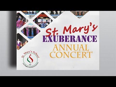 St.Mary's School ZCET, Dahod Live Stream
