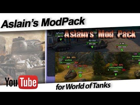 Aslain's ModPack 1.14.0.4