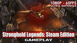 Stronghold Legends: Steam Edition gameplay PC HD [1080p/60fps]