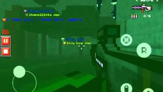 Pixel Gun 3D: NIGHT VISION POTION  Don't buy this, as it is a waste of coins. It doesn't really i...
