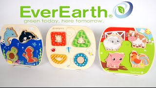 Everearth Wooden Puzzles From Maxim Enterprise, Inc.