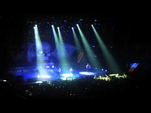 Avenged Sevenfold Uproar Tour Concert Spokane Washington Oct 2 2011- HD