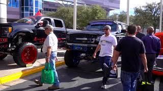 Крупнейшая в мире авто выставка SEMA 2017. Las Vegas.