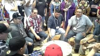 Repeat youtube video Northern Cree - Intertribal(whistled)