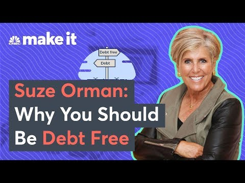 Suze Orman: Pay Off Debt Faster