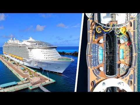 The BIGGEST Cruise Ship in the World (Symphony of the Seas Vlog) Mp3