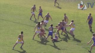 Round 8 Development Highlights vs Sandringham