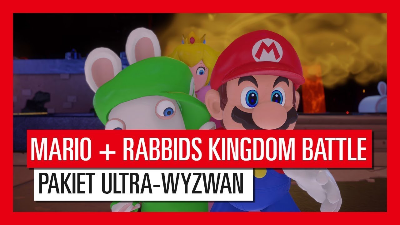 Mario + Rabbids Kingdom Battle – Pakiet ultra-wyzwań