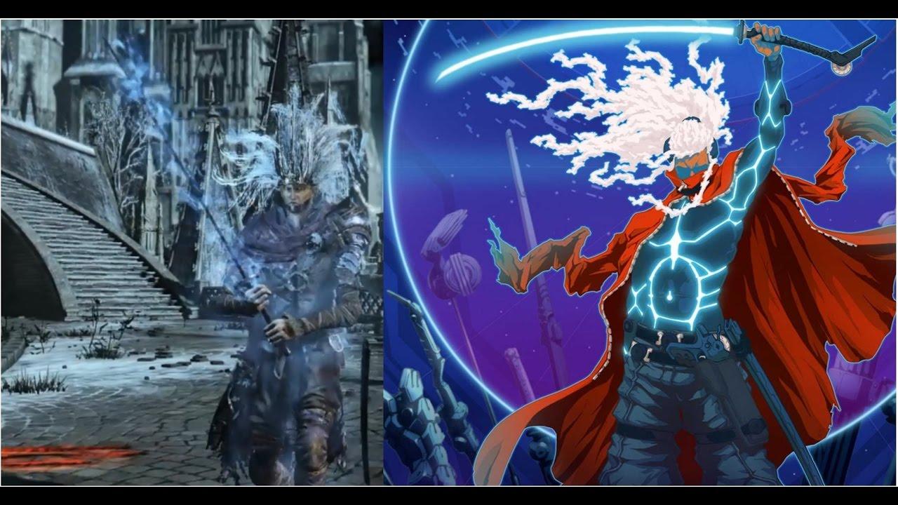 Dark Souls 3 Furi Cosplay