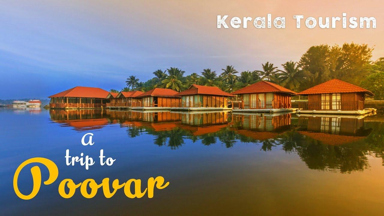 Image result for poovar kerala tourism
