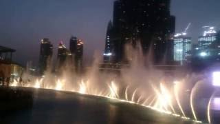 I Will Always Love You - Dubai Fountain