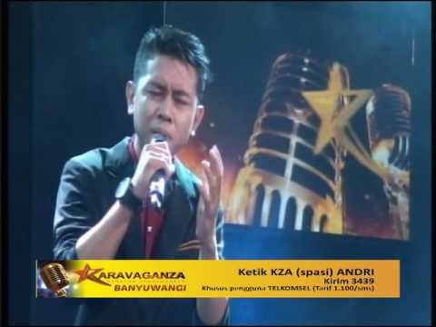 ANDRI - MATA AIR CINTA  ( MEGGY Z COVER )