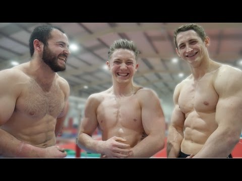 ULTIMATE GYMNASTICS CHALLENGE ep2 | How many Muscle ups can we do?