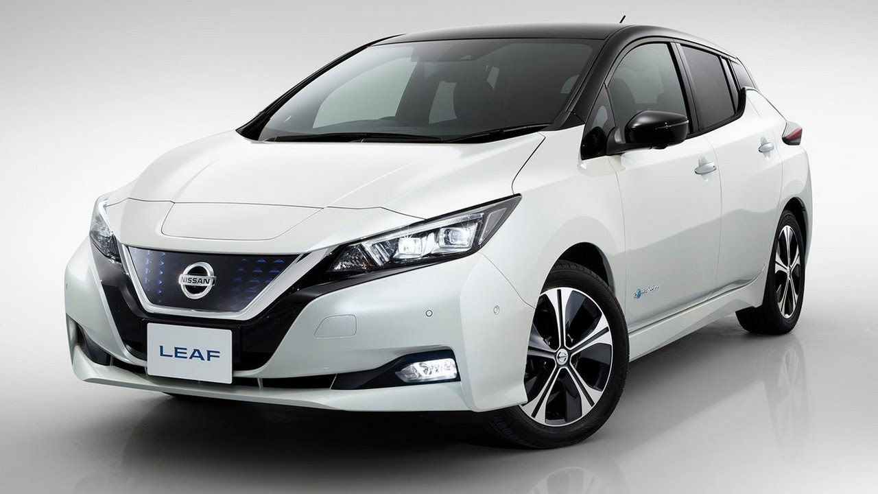 2018 Nissan Leaf Range | TOP SPEED - YouTube