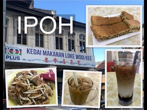 怡保乐会居茶室 Ipoh Loke Wooi Kee Cafe