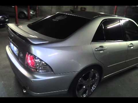 lexus is 200 tuning youtube. Black Bedroom Furniture Sets. Home Design Ideas