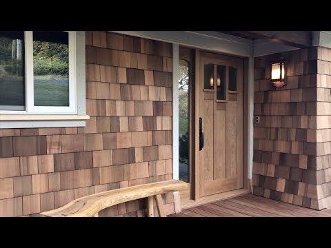 Woodworking, Building My Own Front Door!