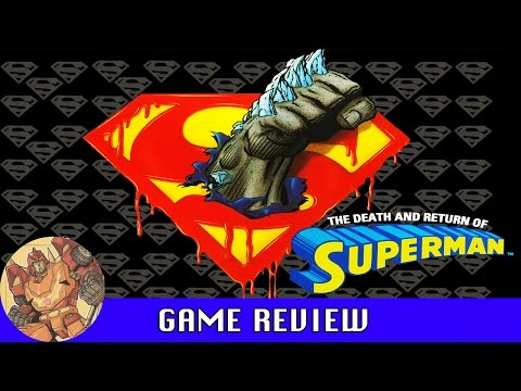 Death and Return of Superman (SNES, Genesis) Game Review