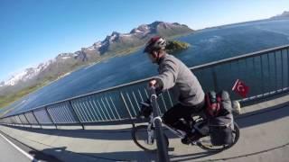 Cycling Tour in Norway - Lofoten Islands to Nordkapp