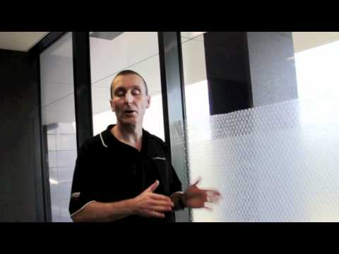 3M Cookie's Tips - Removing Window Frosting Film