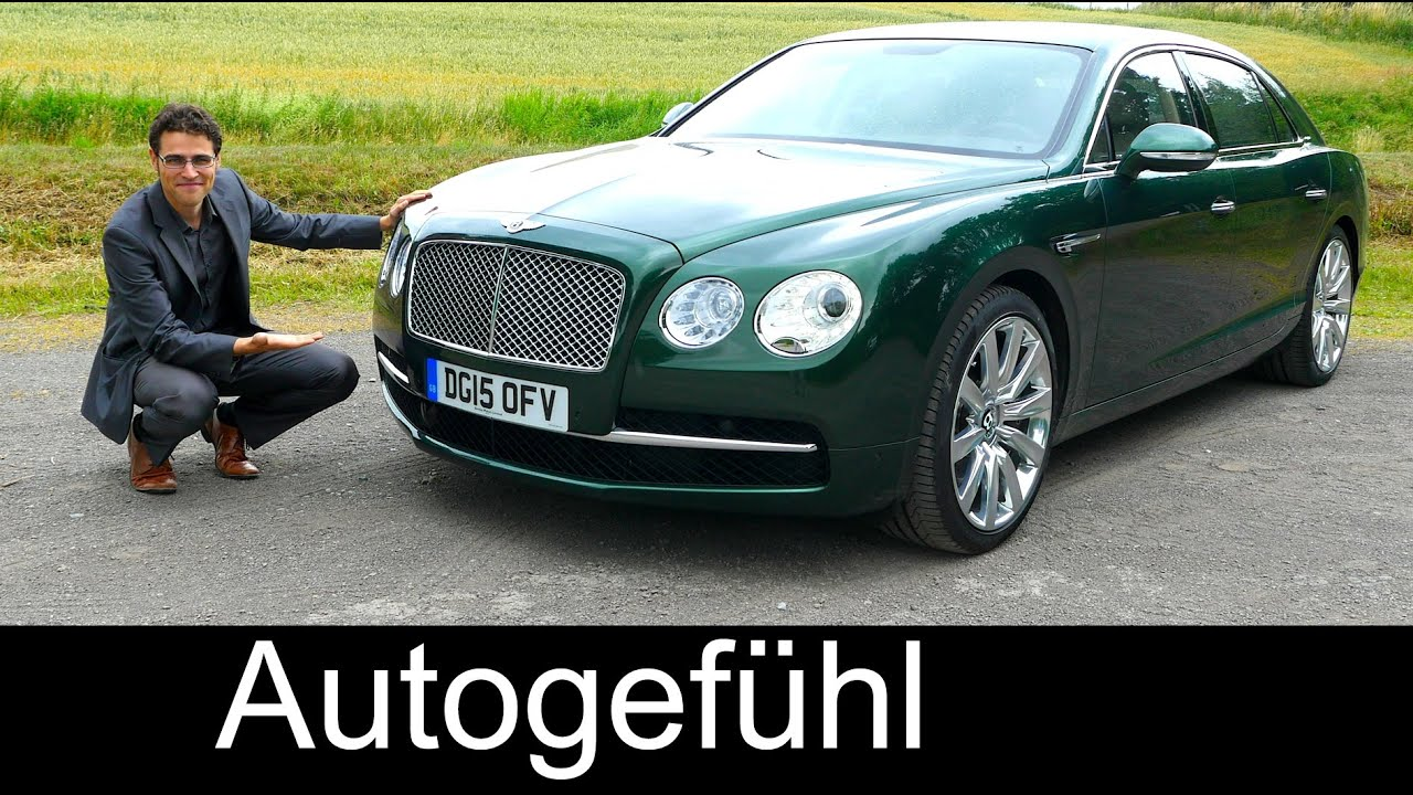 Bentley flying spur 0 60