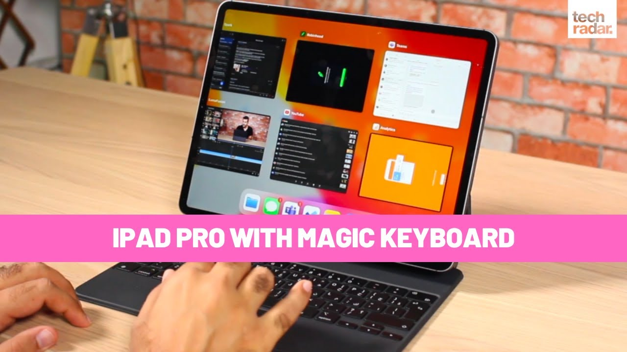 Can the iPad Pro replace your laptop?   iPad Pro with ...
