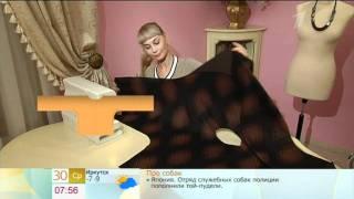 ШИТЬЁ-Зимнее платье